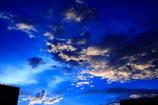 空と雲のマジックアワー
