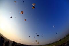 『球景世界6』 -熱気球が見せる夢-