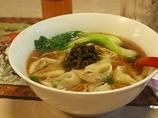 マダムリン台北「台湾ワンタン麺」