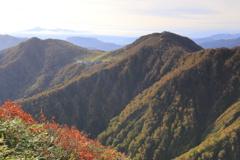 谷川岳 西黒尾根ルートを撮り歩く 2
