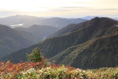 谷川岳 西黒尾根ルートを撮り歩く