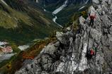 alpine climber