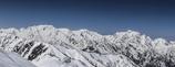 立山から剱岳