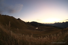 Sunset ~曽爾高原~