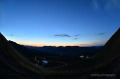 Blue moment~曽爾高原~