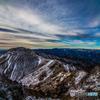 山と雲 茶臼岳