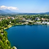 Blejsko jezero at Slovenia