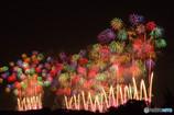 フェニックスの彩色千輪菊