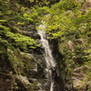 黒岩の滝4 滝登り 兵庫 神河町