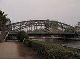 深川界隈の橋 萬年橋1
