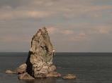 上立神岩 兵庫 沼島