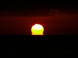 だるま夕日5 播磨灘