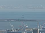離陸(神戸空港 鵯越から)2