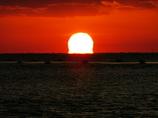 だるま夕日6 播磨灘