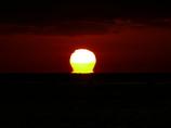 だるま夕日4 播磨灘