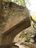 生石神社 石乃宝殿 突起 高砂