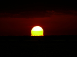 だるま夕日7 播磨灘