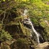 黒岩の滝7 滝登り 兵庫 神河町