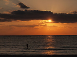夕景 播磨灘2