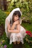 花嫁?天使?