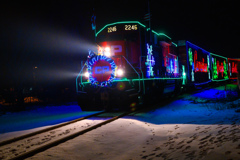 Canadian Pacific Railway - Holiday Train