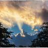NIKON NIKON Dfで撮影した(「遠い空」 小江戸川越散歩84)の写真(画像)