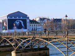 ポンデザール( Pont des Arts)