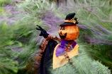ハロウィン「風の魔法使い」2