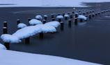 Winter pile
