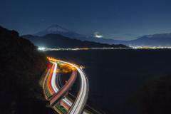Night on the Pass