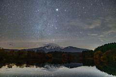 Late autumn stars