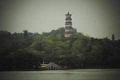 west lake of huizhou