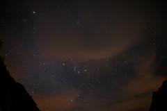 starlit sky in Mt.SanQing