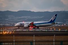 大阪国際空港 ⑨