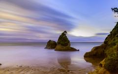 瑠璃色の海岸線②