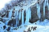 雲龍渓谷 氷柱回廊 2