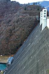 非越流型直線重力式コンクリートダム