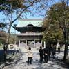 島田雄貴「お寺の門」