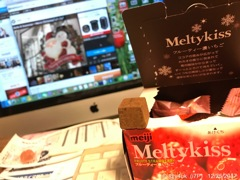 Xmas tonight♪Mac with Meltykiss