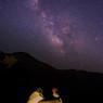 銀河に照らされて