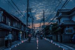 久宝寺燈路