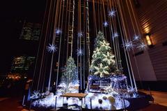 新丸ビル - Marunouchi Bright Christmas 2018
