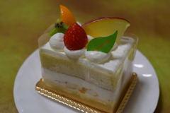 フルーツぎっしりショートケーキ