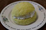 ひんやりクリームメロンパン