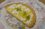 瀬戸内レモンのハーフタルト