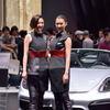 東京モーターショー2015の女神たち PORSCHE