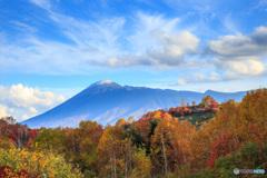 八幡平の秋