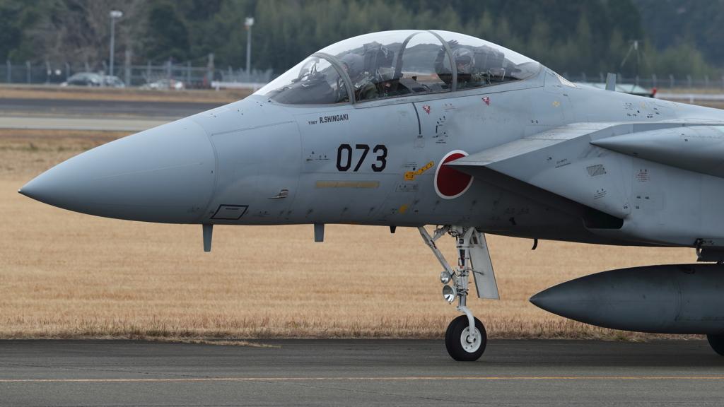 23飛行隊訓練開始1 新田原基地312