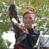 紀州よさこい祭り⑯舞動パエリアさん