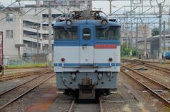 JR貨物 EF65 2138号機